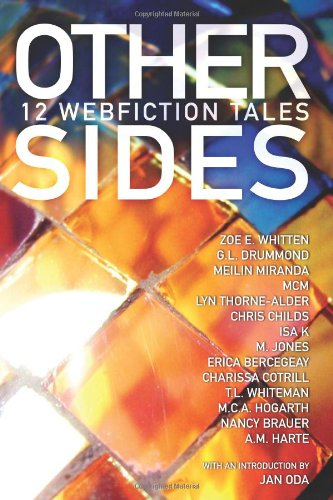 Large book cover: Other Sides: 12 Webfiction Tales