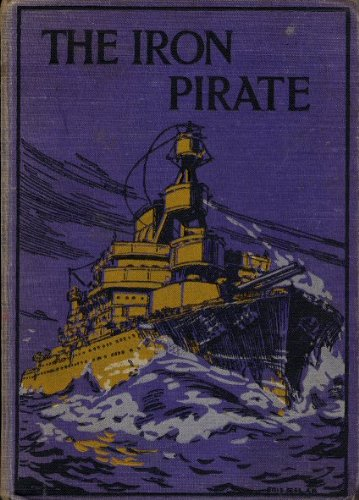 Large book cover: The Iron Pirate