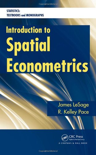 Large book cover: Spatial Econometrics