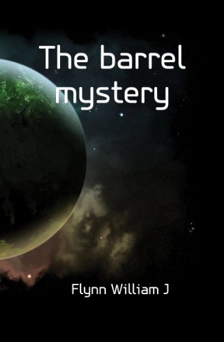 Large book cover: The Barrel Mystery