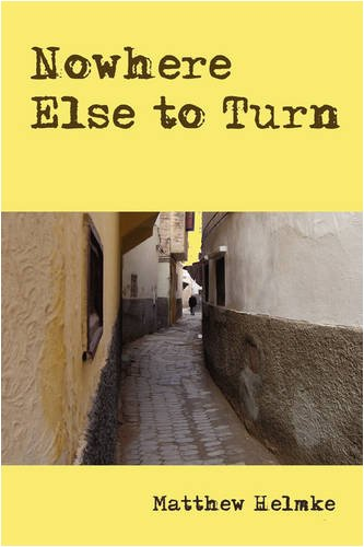 Large book cover: Nowhere Else to Turn