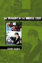Large book cover: The Tragedy of the Middle East