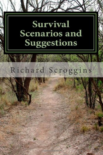 Large book cover: Survival Scenarios and Suggestions