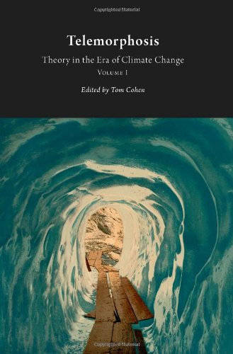 Large book cover: Telemorphosis: Theory in the Era of Climate Change