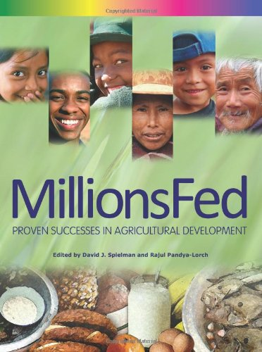 Large book cover: Millions Fed: Proven Successes in Agricultural Development