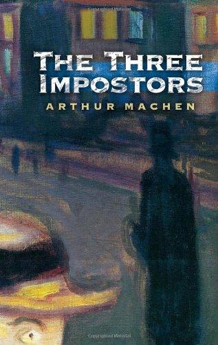 Large book cover: The Three Impostors
