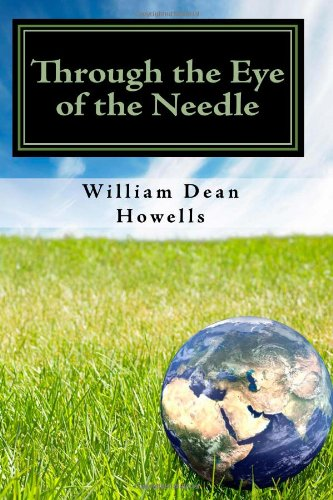 Large book cover: Through the Eye of the Needle