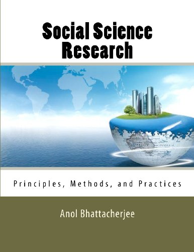 Large book cover: Social Science Research: Principles, Methods, and Practices