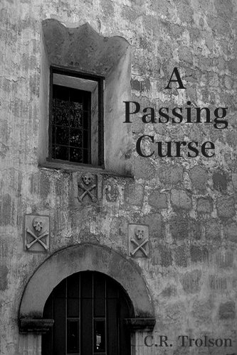 Large book cover: A Passing Curse