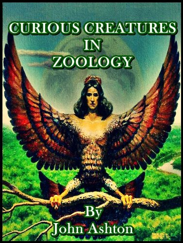 Large book cover: Curious Creatures in Zoology