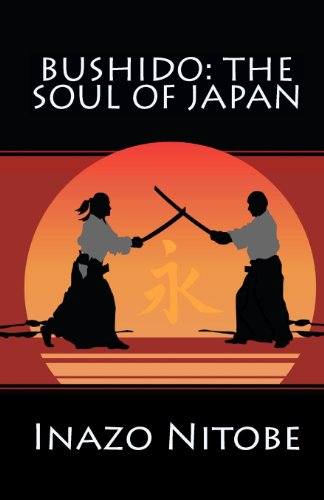 Large book cover: Bushido: The Soul of Japan