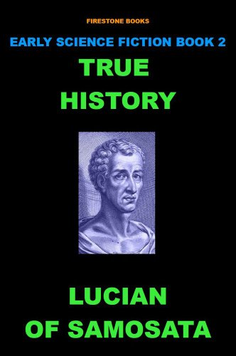 Large book cover: The True History
