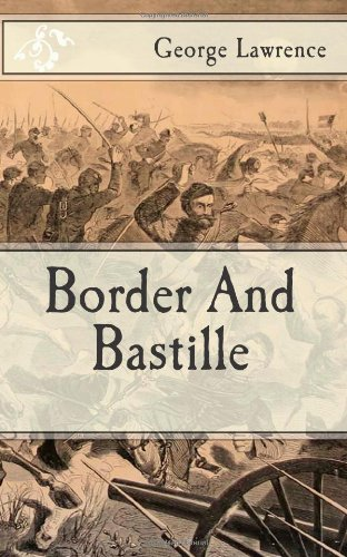 Large book cover: Border and Bastille
