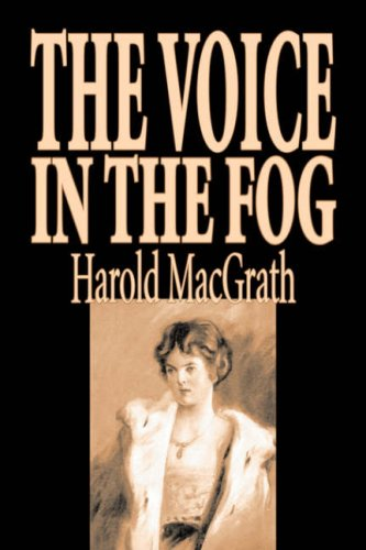 Large book cover: The Voice in the Fog