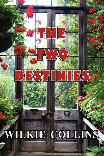 Large book cover: The Two Destinies