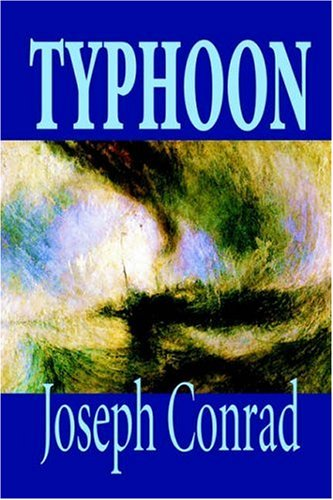 Large book cover: Typhoon