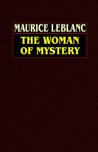 Large book cover: The Woman of Mystery