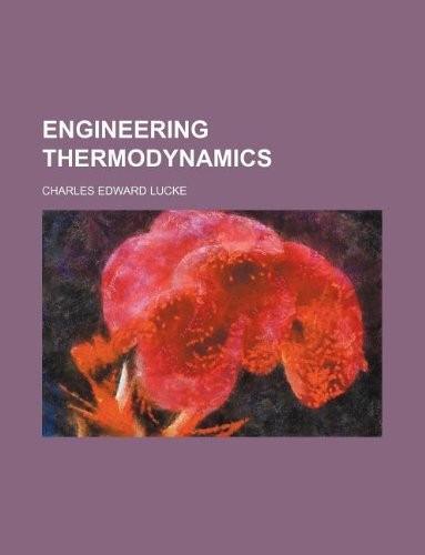 Large book cover: Engineering Thermodynamics