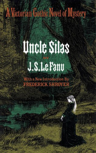 Large book cover: Uncle Silas