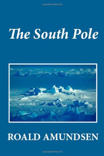 Large book cover: The South Pole
