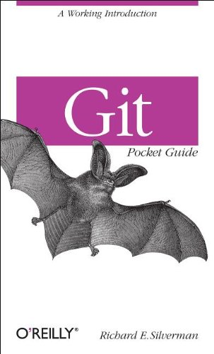 Large book cover: Git Pocket Guide