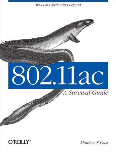 Large book cover: 802.11ac: A Survival Guide