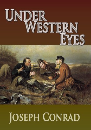 Large book cover: Under Western Eyes
