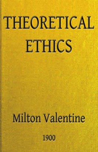 Large book cover: Theoretical Ethics