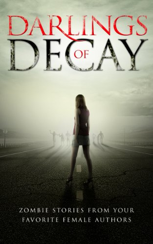 Large book cover: Darlings Of Decay