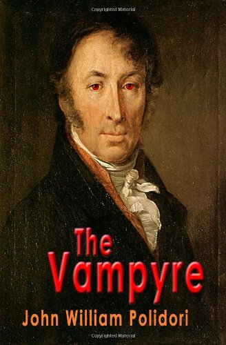 Large book cover: The Vampyre