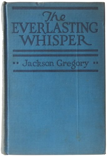 Large book cover: The Everlasting Whisper