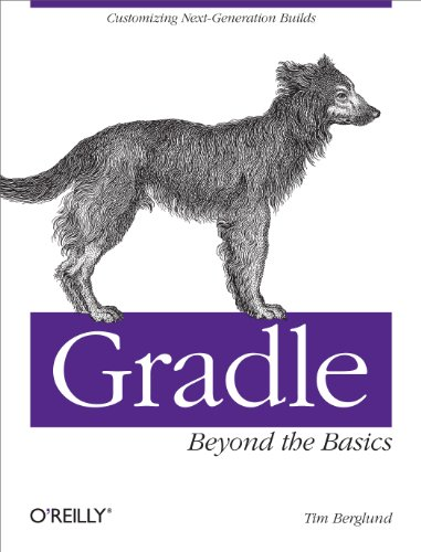 Large book cover: Gradle Beyond the Basics