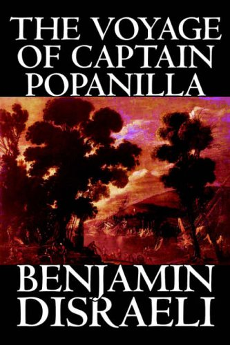 Large book cover: The Voyage of Captain Popanilla