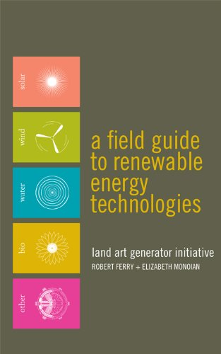 Large book cover: A Field Guide to Renewable Energy Technologies