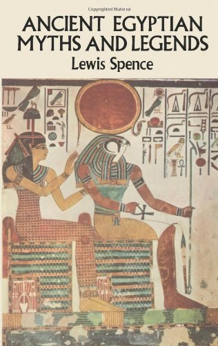 Large book cover: Myths and Legends of Ancient Egypt