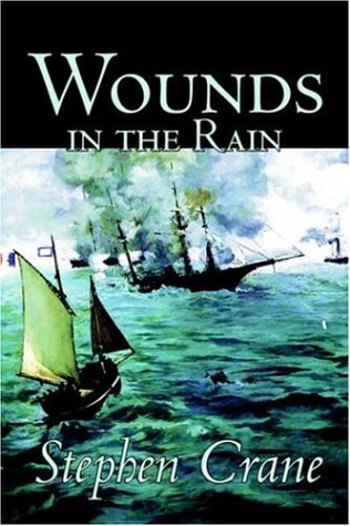 Large book cover: Wounds in the Rain