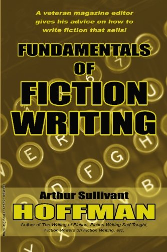 Large book cover: Fundamentals of Fiction Writing