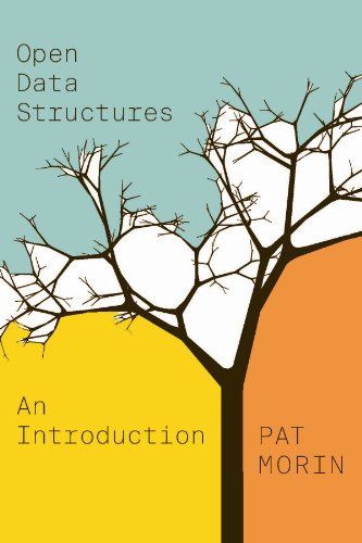 Large book cover: Open Data Structures: An Introduction