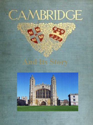 Large book cover: Cambridge and its Story