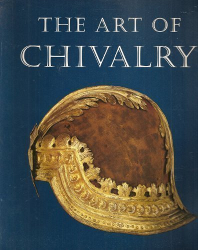 Large book cover: The Art of Chivalry