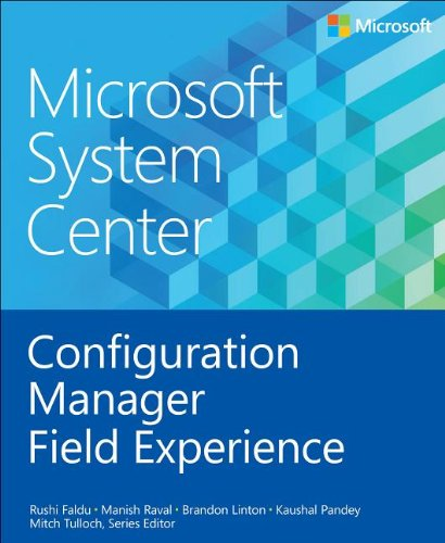 Large book cover: Microsoft System Center: Configuration Manager Field Experience