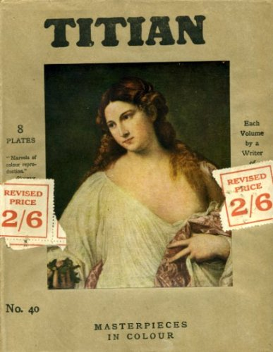 Large book cover: Titian