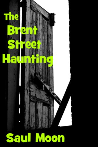 Large book cover: The Brent Street Haunting