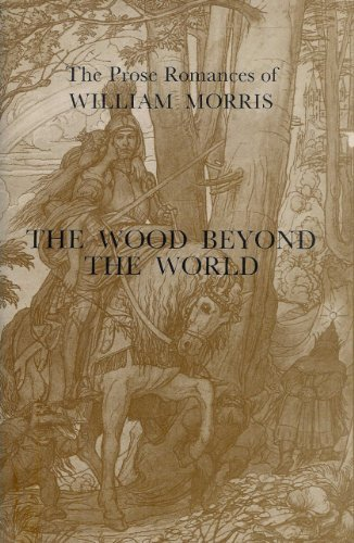 Large book cover: The Wood Beyond the World