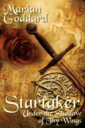 Large book cover: Startaker: Under the Shadow of Thy Wings