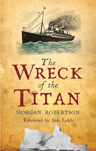 Large book cover: The Wreck of the Titan