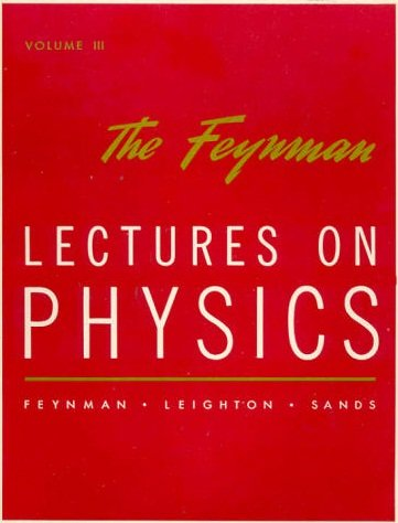 Large book cover: The Feynman Lectures on Physics