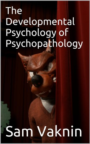 Large book cover: The Developmental Psychology of Psychopathology