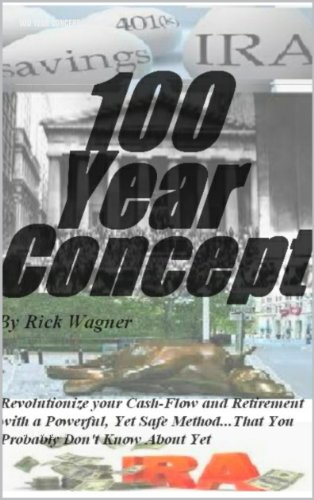 Large book cover: 100 Year Concept