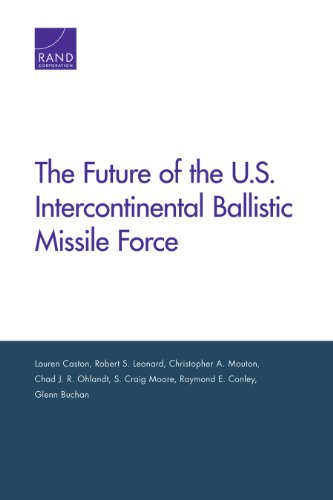 Large book cover: The Future of the U.S. Intercontinental Ballistic Missile Force
